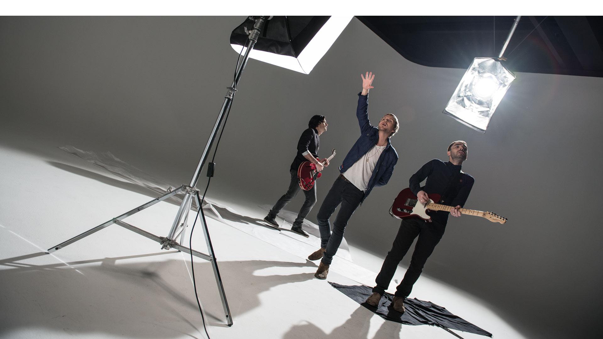 Vidéo Clip – guitares